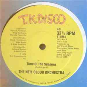 The Neil Cloud Orchestra - Time Of The Seasons album
