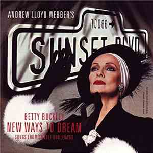 Betty Buckley - New Ways To Dream - Songs From Sunset Boulevard album