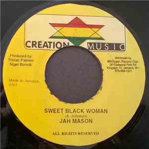 Jah Mason / Betti Mac - Sweet Black Woman / Lucky album