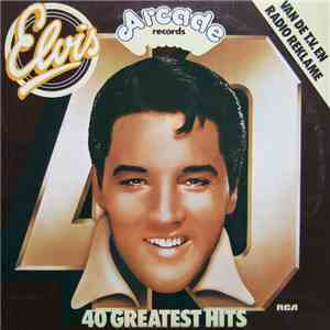 Elvis Presley - 40 Greatest Hits album