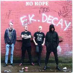 EK.Decay - No Hope album
