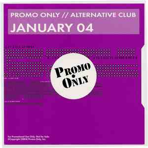 Various - Promo Only // Alternative Club January 04 album