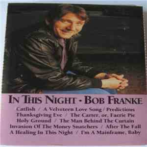 Bob Franke - In This Night album