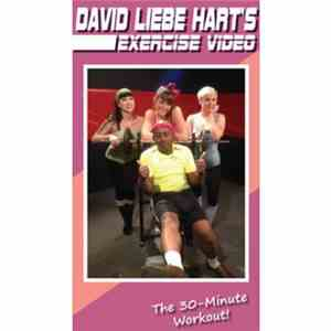 David Liebe Hart - David Liebe Hart's Exercise Video album