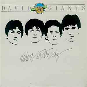 David And The Giants - Riders In The Sky album