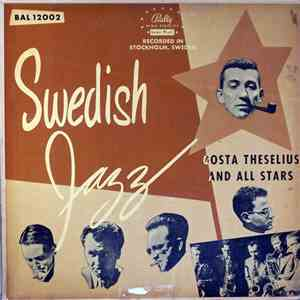 Gosta Theselius And All Stars - Swedish Jazz album